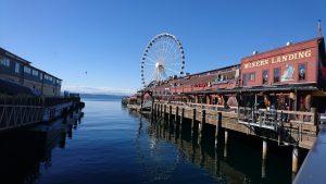 Seattle Miners Landing Westküste-USA-Roadtrip-Teil-1